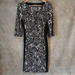 Lauren Ralph Lauren dress.